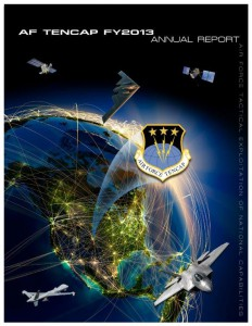 AFTENCAP FY2013 Annual report cover